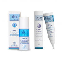 Blue Cap Spray 100ml e Blue Cap Creme 50g