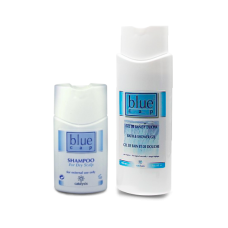 Blue Cap Gel 400ml e Blue Cap Shampoo 150ml