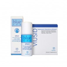 Blue Cap Spray 100ml e Viusid 30 sachês