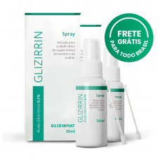 Kit 2 Glizirrin Spray 30ml