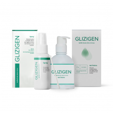 Glizigen Spray 60ml e Glizigen Gel Intimo 250ml